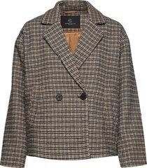 vilma ruth jacket blazer kavaj multi/mönstrad bruuns bazaar