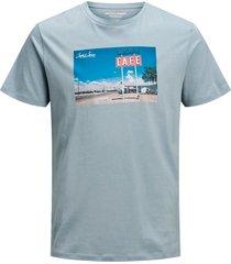 t-shirt jorcafe tee ss crew neck