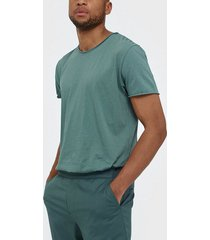 filippa k m. roll neck tee t-shirts & linnen mint