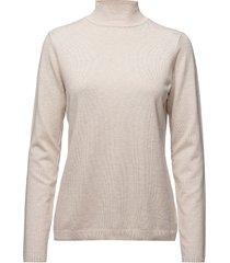 lana roll neck knit turtleneck polotröja minus