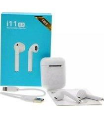 audífono inalámbrico manos libres airpods i11 tws auricular bluetooth