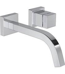 torneira para banheiro parede cubo 1179.c86 - deca - deca