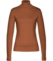 pullover dolcevita (marrone) - bpc selection