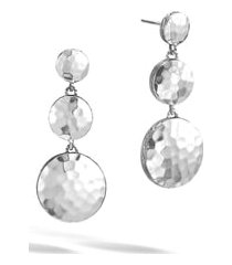 women's john hardy 'dot' drop earrings