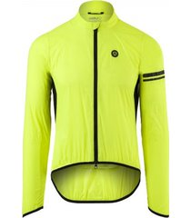 agu fietsjack men windjack ii essential neon yellow