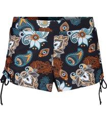 pantaloncini da mare con slip integrato (nero) - bpc bonprix collection