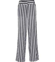 pantaloni a palazzo a vita alta (nero) - bodyflirt boutique
