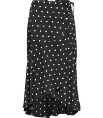 ruby lång kjol svart dagmar