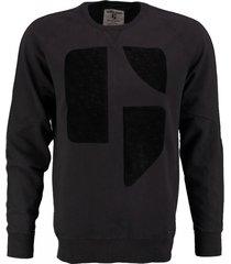 garcia sweater stone gray