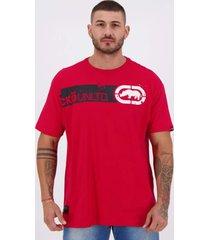 camiseta ecko master basic vermelha