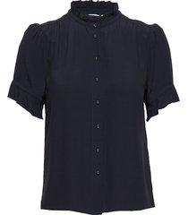 rosella shirt 10864 blouses short-sleeved samsøe samsøe