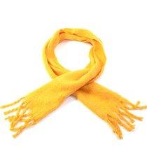 bufanda amarilla tropea portici