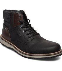 38434-00 shoes boots winter boots svart rieker