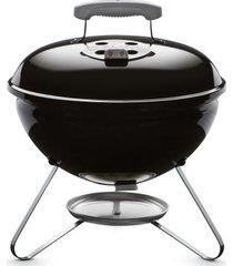 churrasqueira a carvão smokey joe weber preta