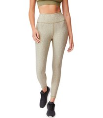 women's reversible 7/8 tights