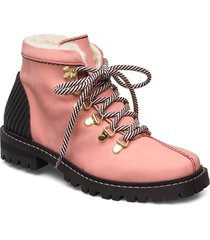 isak, 753 isak boots shoes boots ankle boots ankle boots flat heel rosa stine goya