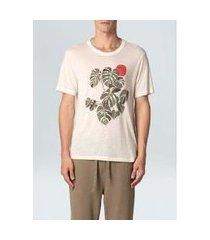 t-shirt figure terracos eco-cru - m