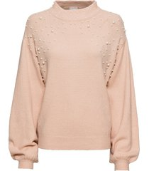 maglione con perle (beige) - bodyflirt