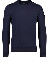 cavallaro sweater maricio donkerblauw