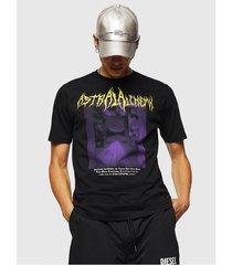 camiseta para hombre t-just-b24 diesel