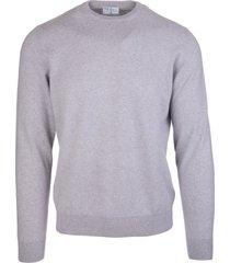 fedeli light grey arg vintage man pullover