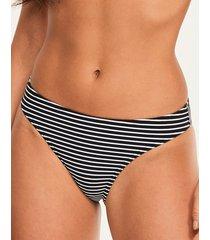 tailor classic stripe bikini brief