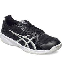upcourt 3 shoes sport shoes running shoes svart asics