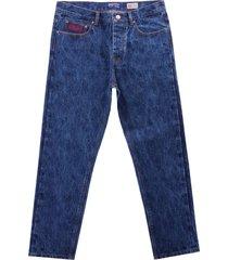 c17 jeans kuroki c-original fit japanese selvedge denim jeans | stone wash | cdsa2008030971