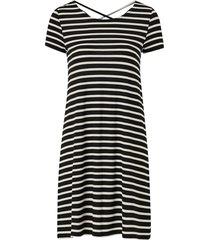 klänning onlbera back lace up s/s dress