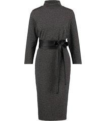 studio anneloes simplicity col dress 03970 zwart
