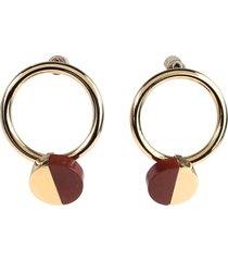 jil sander earrings
