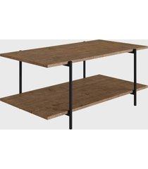 mesa centro vermont/est. preta artesano