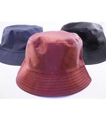 sombrero negro almacén de parís liso
