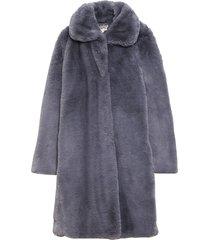 fuskpäls birgit faux fur coat