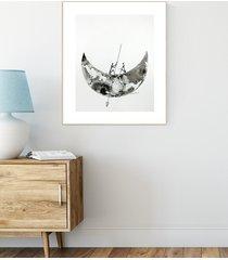 obraz 40 x 50 cm wykonany ręcznie, abstrakcja
