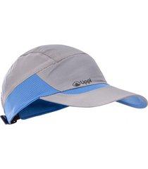 jockey fury uvstop cap gris claro