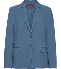 atikas blazers business blazers blå hugo
