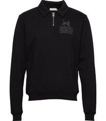 ocean sweat-shirt trui zwart tiger of sweden jeans