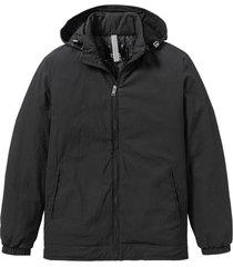 giacca leggera in seersucker (nero) - bpc bonprix collection