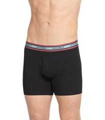 jockey men's retro stripe boxer briefs, created for macy's