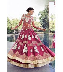 new wedding anarkali salwar kameez bridal indian ethnic pakistani designer suit