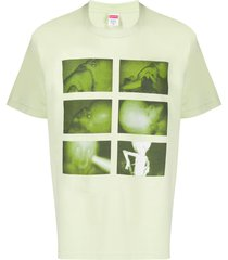 supreme rubber johnny t-shirt - green
