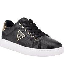 zapatilla footwear gwreshy-a blmll negro guess