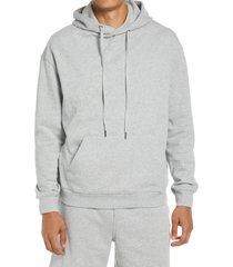 men's ksubi men's kross biggie hoodie, size large - grey