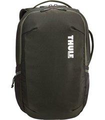 men's thule subterra 30-liter water resistant backpack - green