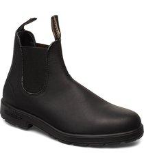 bl classics shoes chelsea boots svart blundst