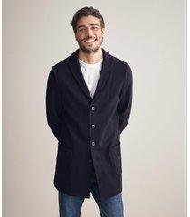 cappotto jersey cashmere