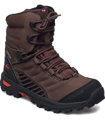 deer hunter gtx w shoes boots ankle boots ankle boot - flat brun viking