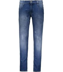 calça jeans fatal skinny masculina