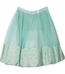 elie saab skirt with application